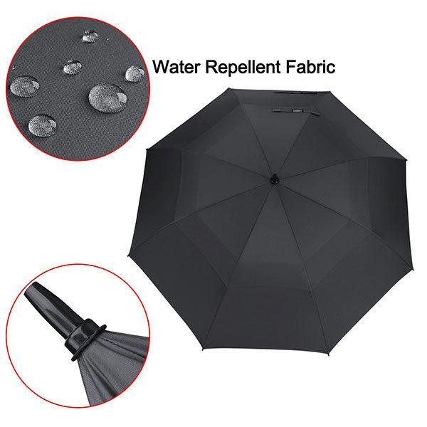 Water Resistance Golf Umbrella Windproof