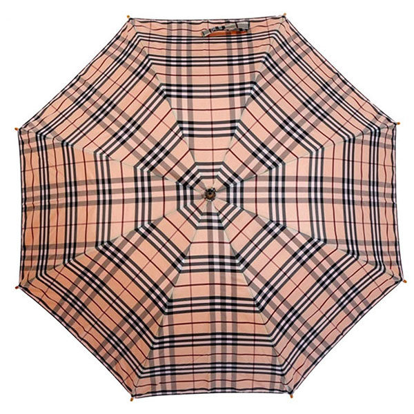 Customise British Style Wooden Umbrella
