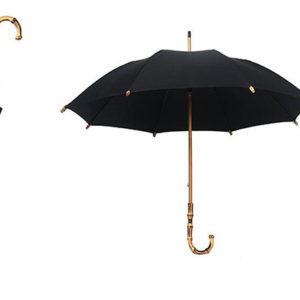 Bamboo Umbrella with Premium Detail