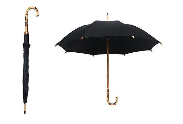 Bamboo Umbrella with Premium Detail
