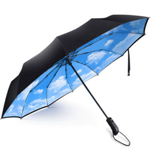 Custom Print Compact Brolly