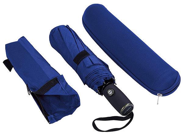 Compact Travel Umbrella