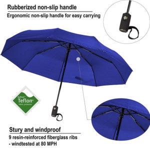 Light Weight Compact Travel Umbrella