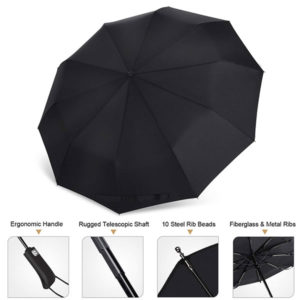 Best Windproof Travel Umbrella 2019