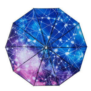 Digital Print Design Umbrella