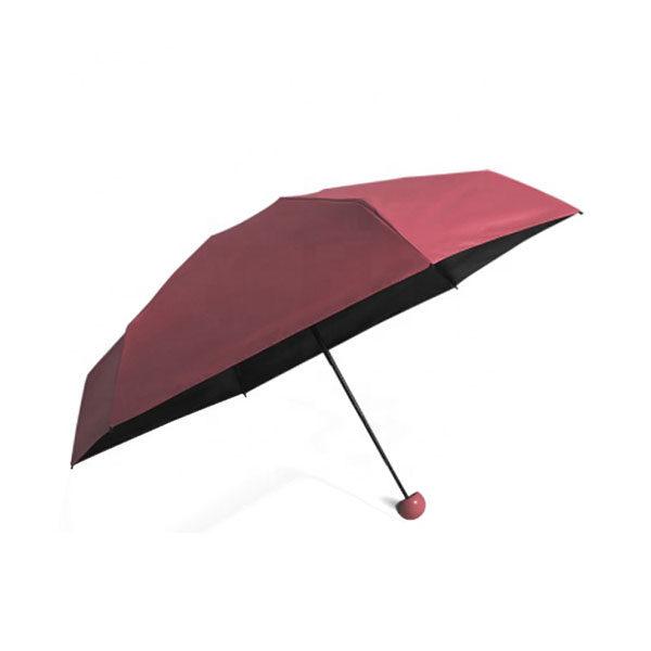 Logo Print Capsule Umbrella