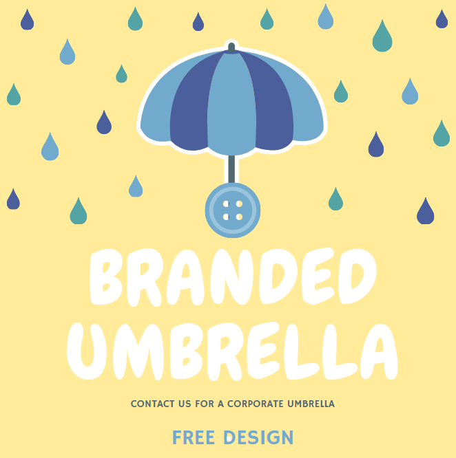 Ultimate Guideline Easy Way to Make Your Unique Branded Umbrella