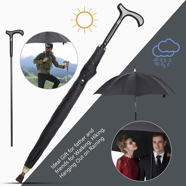 Best Walking Stick Umbrella for Gift