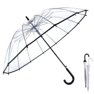 Custom Clear Umbrella