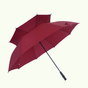 Golf Umbrella Double Canopy Hotel Branded