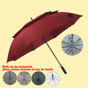 Golf Umbrella Double Canopy