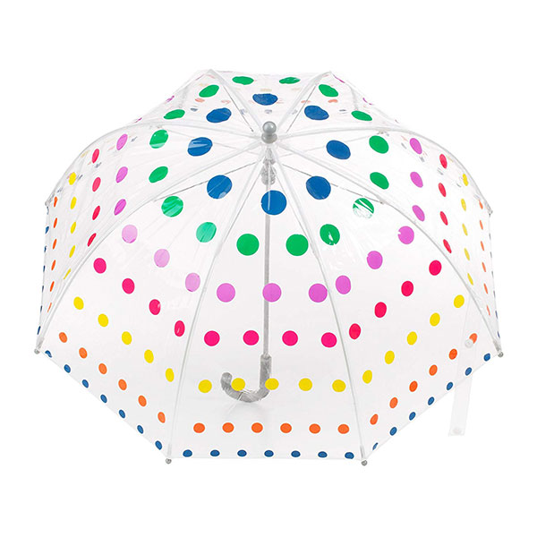 Customise OEM BUBBLE CLEAR BROLLY
