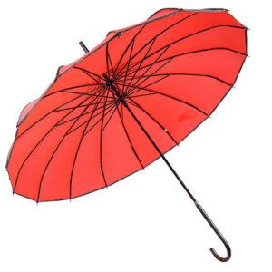 Pagoda Style Umbrella