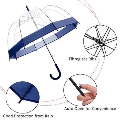 Customise Dome Shape Umbrella Manufacture