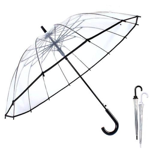 Custom Clear Umbrella