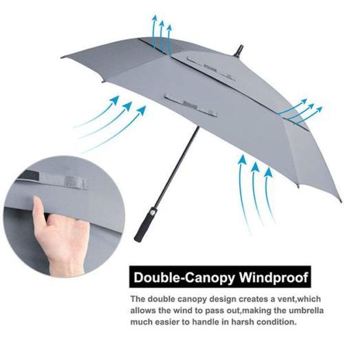 Windproof Golf Umbrella Branded