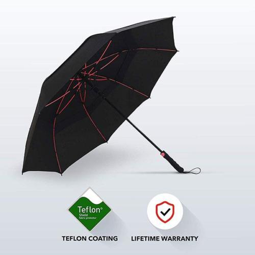 Water Resistance Promotional Golf Umbrella