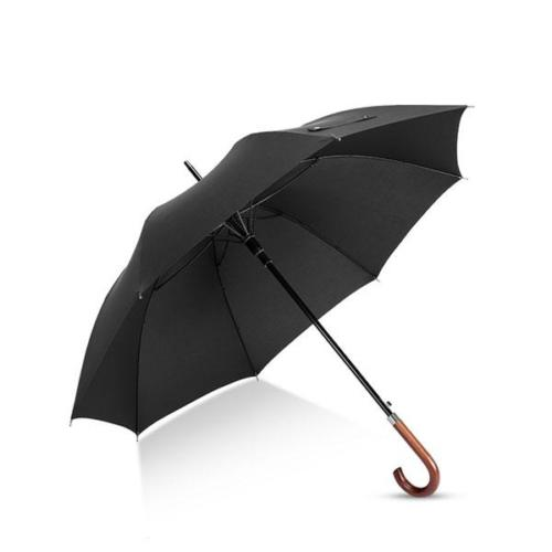 Wooden Handle Hotel Umbrella
