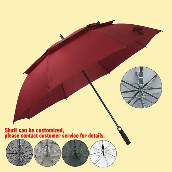 Golf Umbrella Double Canopy