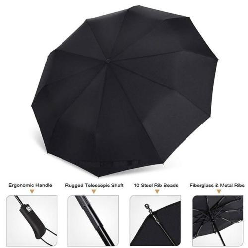 Durable Windproof Travel Umbrella