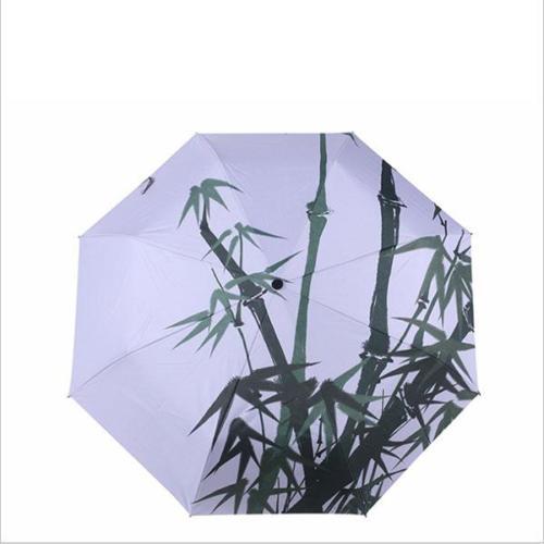Digital Print Customize Compact Umbrella