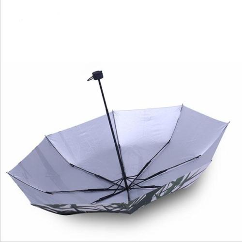 Photo Print Customize Compact Umbrella