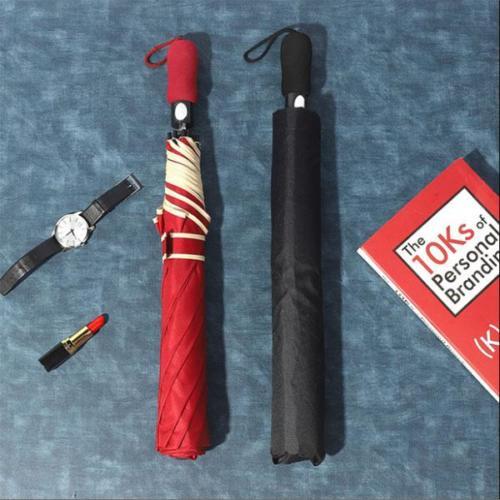 Windproof Large Compact Umbrella