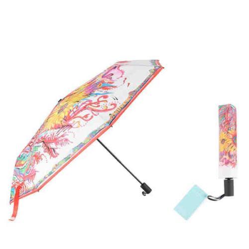 High quality Women Custom compact umbrella