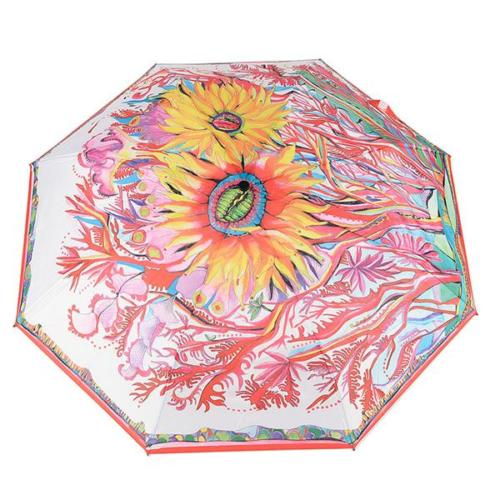 Women Custom made Print Exotic Best Compact Umbrella