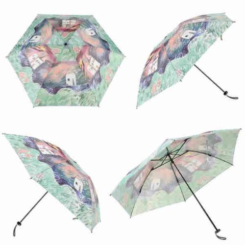 Lightweight elescopic umbrella