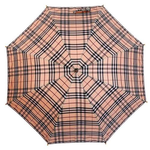Customise British Style Wooden Umbrella