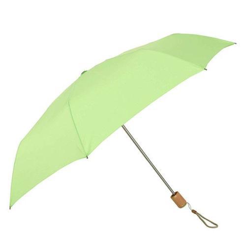 Light Weight Compact Wooden Handle Umbrella
